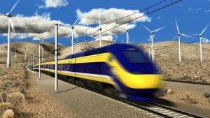 Eminent Domain California Speed Rail Project